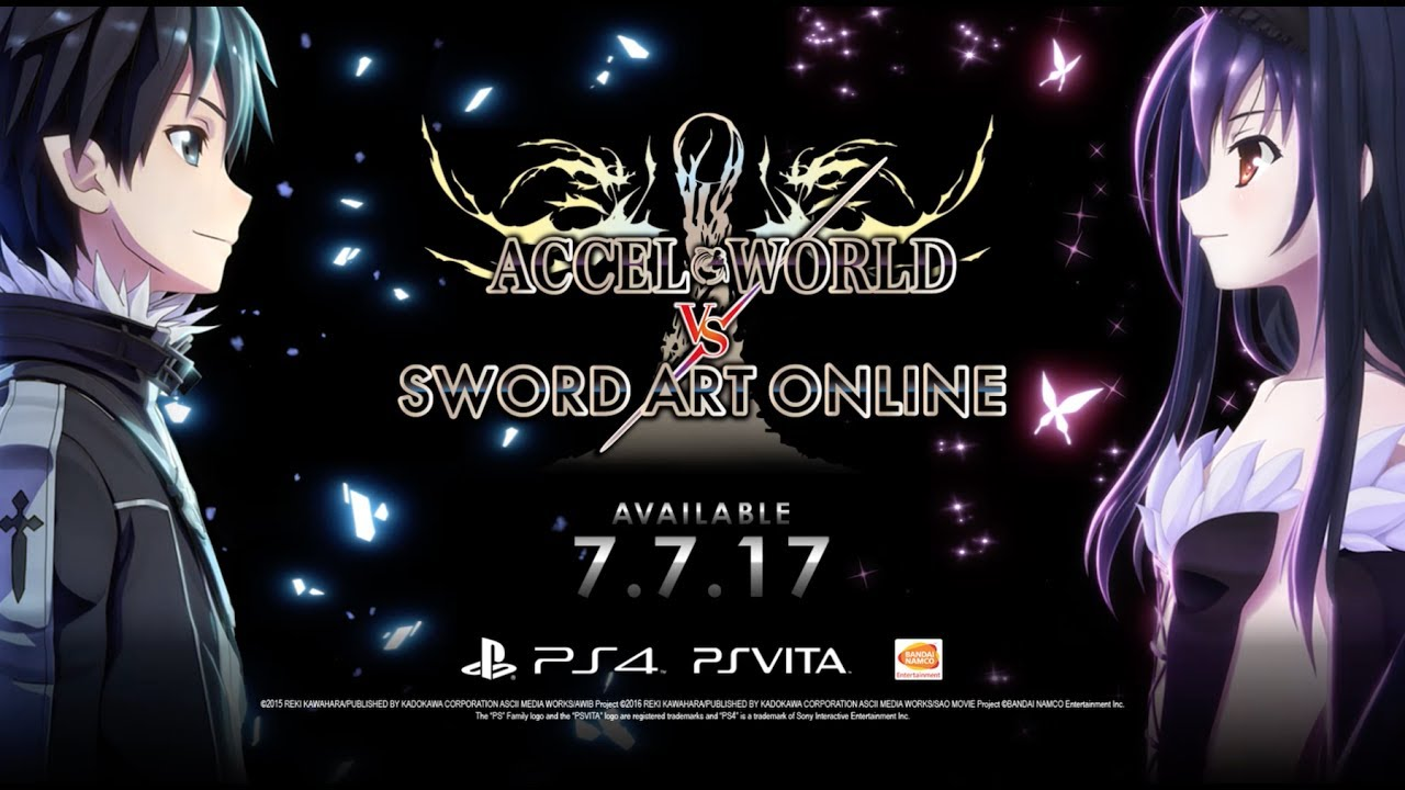 Accel World VS Sword Art Online Deluxe Edition Review (PC