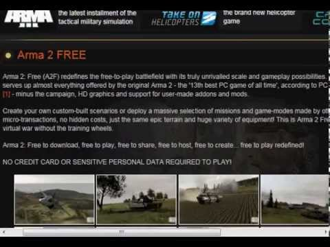 Arma 2 free download « igggames.