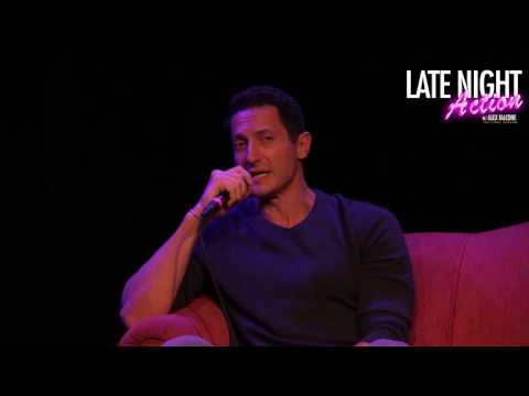 Grimm star Sasha Roiz  on Late Night Action w Alex Falcone