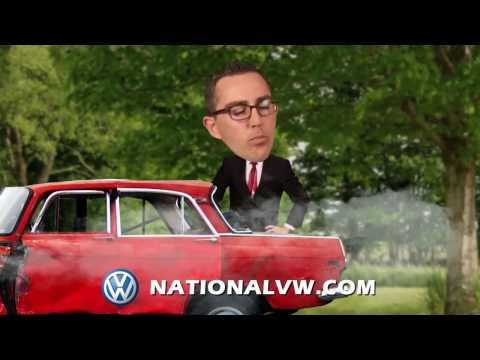 National Volkswagen - It's Perfect TV Ad