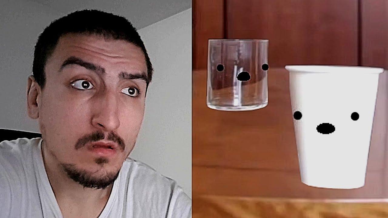 2 PAHARE VORBITOARE SE CRED CESTI ... ( i'm a cup | de Danny Casale ) - Iuli Reactioneaza