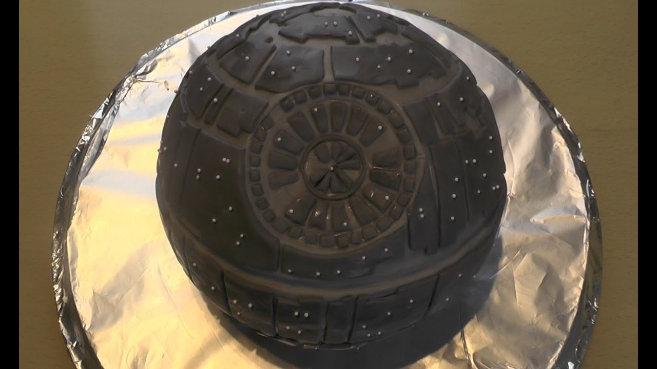 Todesstern Torte Star Wars Freaky Baking Ninnin Youtube