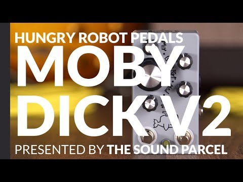 Hungry Robot Moby Dick v2