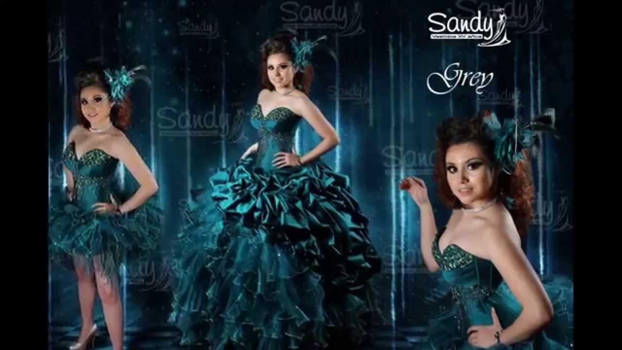 9e77c2d1d Casa Sandy Vestidos de XV años - YouTube