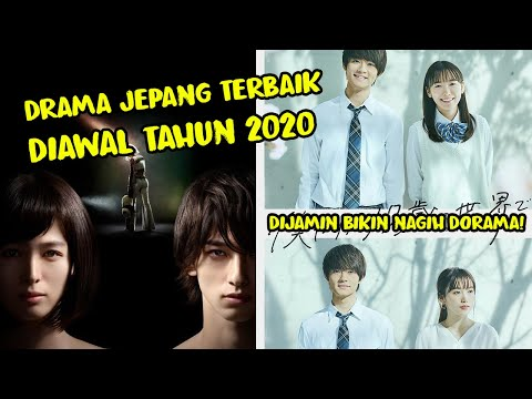 10 DORAMA JEPANG TERBAIK DIAWAL 2020
