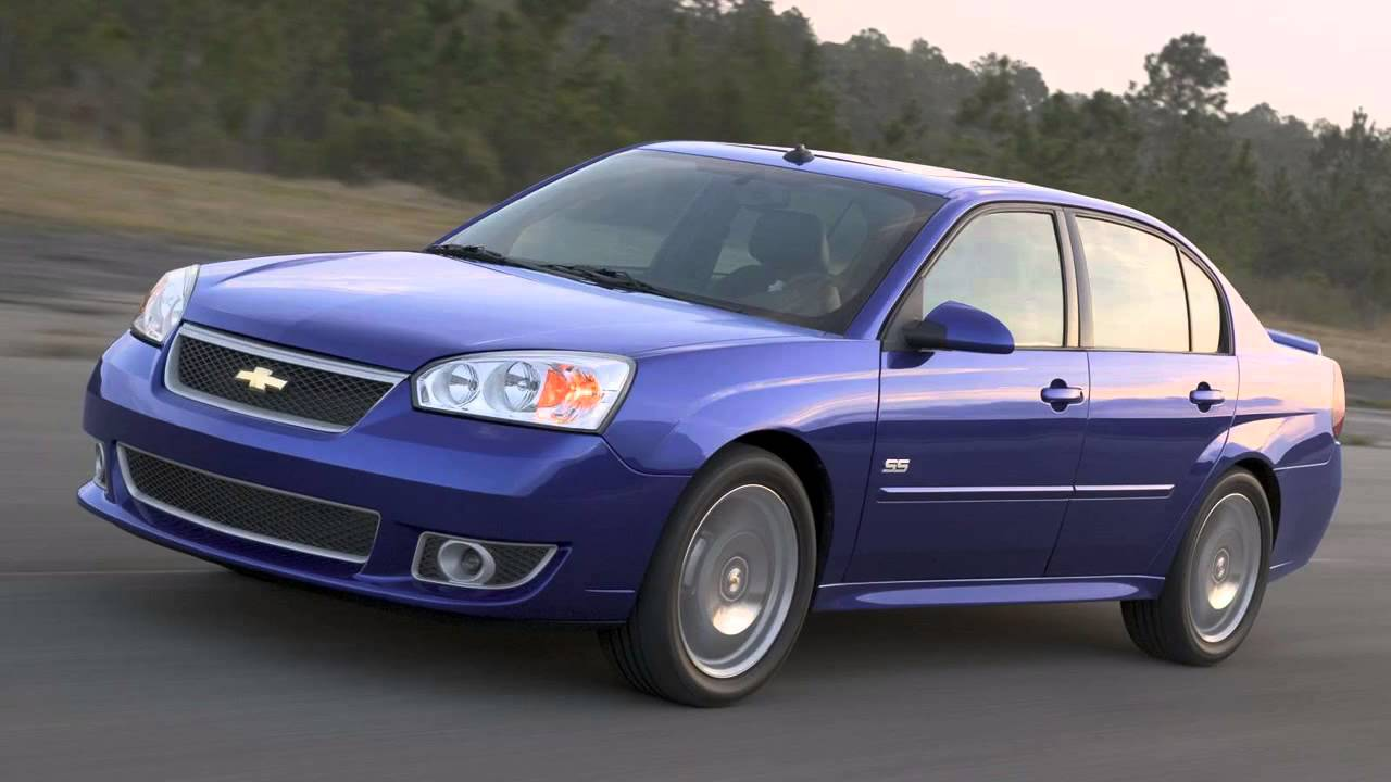 CHEVROLET Malibu SS 2006  YouTube