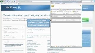Credit.webmoney.ru(Кредитная биржа credit.webmoney.ru представляет собой автоматический интерфейс, реализующий получение и выдачу..., 2010-10-18T12:31:11.000Z)