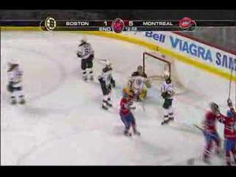 Bruins @ Canadiens 1/22/08