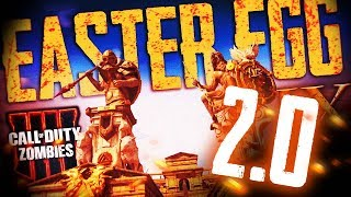 Black Ops 4 Zombies: 'IX' 2.0 EASTER EGG Completion *LIVE*  w/Syndicate!!