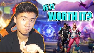 J'AI ACHETÉ FORTNITE: SAVE THE WORLD (FR) STW GAMEPLAY - DELUXE PACK REVIEW