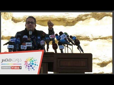وزير الآثار ينفي شائعة ترميم المعبد اليهودى بـ -مليار ونصف جنيه-