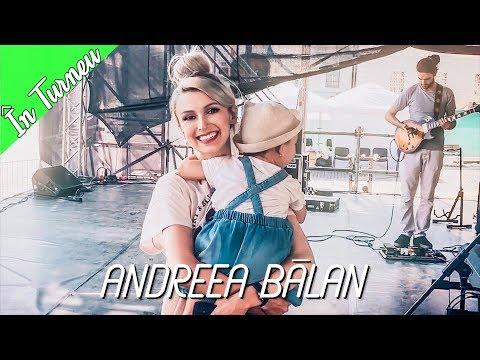 ANDREEA BALAN (41) - PRIMA APARITIE PE SCENA A ELLEI