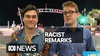 Gold Coast Young LNP members suspended over 'racist' Schoolies video posted online | ABC News