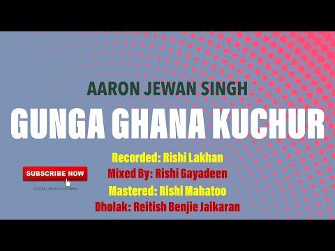 Aaron Jewan Singh - Gunga Ghana Kuchur [Traditional Chutney 2019] 🇹🇹