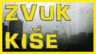 Zvuk padanja kiše