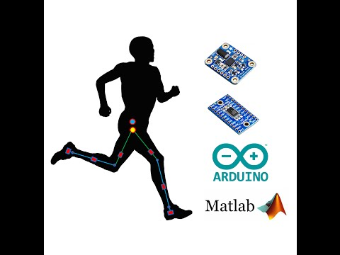 Motion Tracking Using IMU (BNO055) Sensors and MATLAB