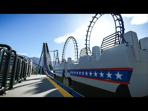 A Realistic Coaster Finally :: Planet Coaster