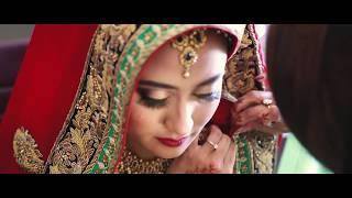 Mustafa & Jerin - Crowne Plaza Resort Colchester | Wedding Cinematic Trailer (Tere Sang Yaara)