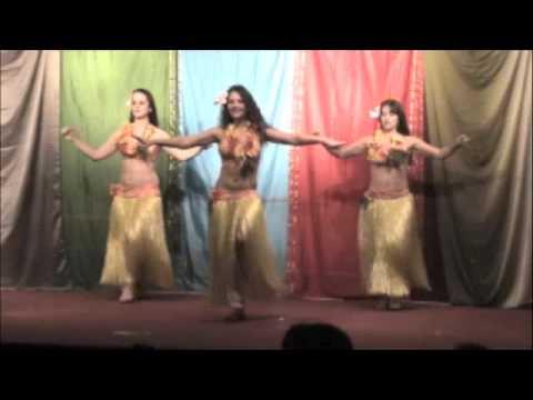 Moe O Hakina Hema - Aloha Week Hula