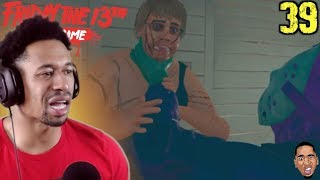 Video GIVE ME BACK MY THROAT!!! Friday the 13th Gameplay #39 download MP3, 3GP, MP4, WEBM, AVI, FLV Agustus 2018