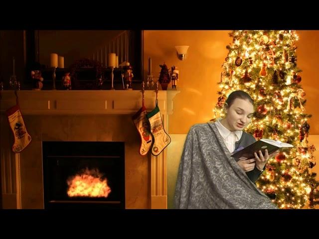 Изображение предпросмотра прочтения – АлександраНикуленкова читает произведение «Она пришла с мороза...» А.А.Блока