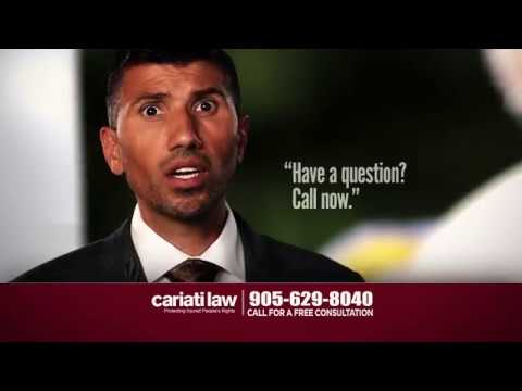 Cariati Law | Ontario Life Insurance Claim Lawyers