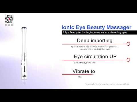 Eye Massager with Negative Ion Technology (EM-100)