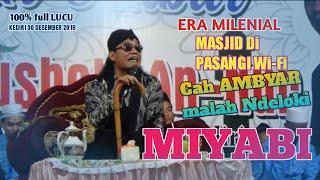 GUS MIFTAH TERBARU 30 DESEMBER 2019 DI NGANCAR KEDIRI - 100% LUCU