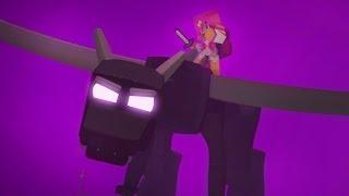 "Best Minecraft Song: ""ON MY OWN"" Minecraft Animation! (Top Minecraft Songs)"