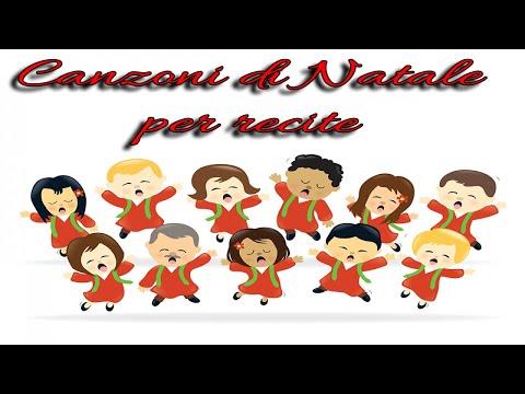 Sottofondo di Natale per recite a scuola - Canzoni per bambini