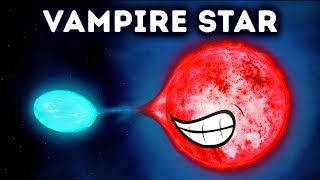 There are Vampires and Cannibals in Space!