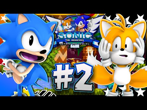 Sonic Before the Sequel Part 2 - Star Shores Zone