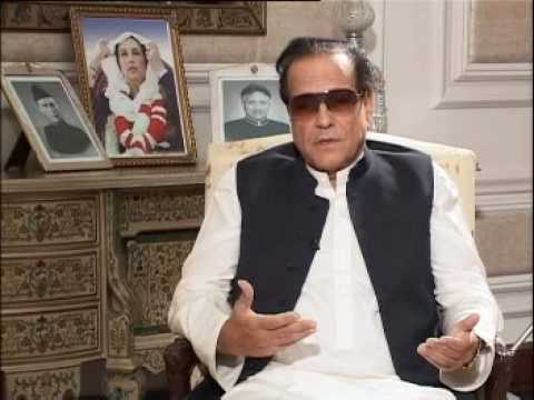 Salman Taseer Interview - 1 with Saba Jamal (Part -1)