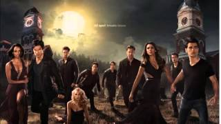 The Vampire Diaries 6x16 Third Day Of A Seven Day Binge (Marilyn Manson)