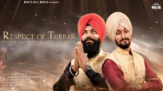 Respect of Turban (Motion Poster) Prince Batth feat Satnam Singh Budhanwalia | Rel On 26 July