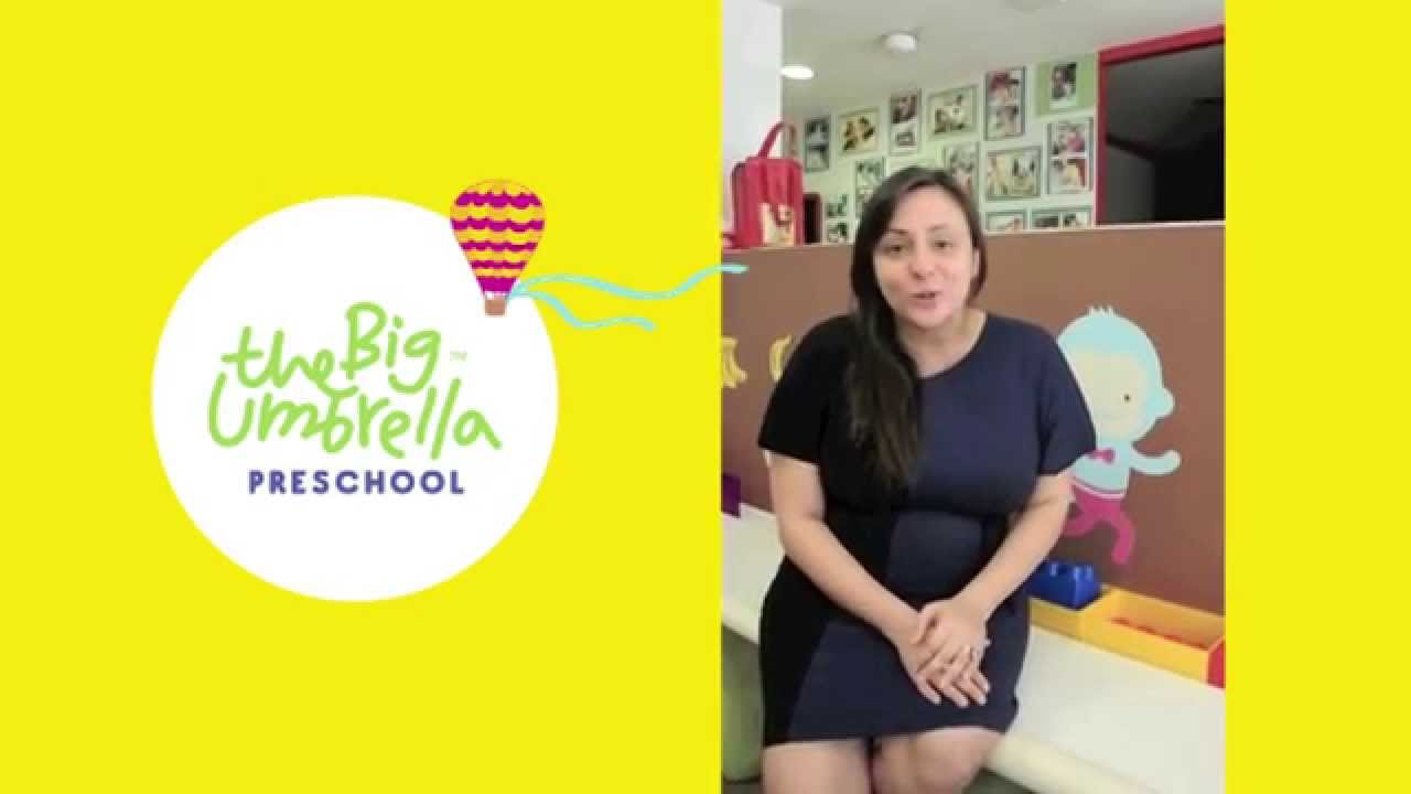 Mrs. Avantika Malik Khan visits The Big Umbrella - YouTube