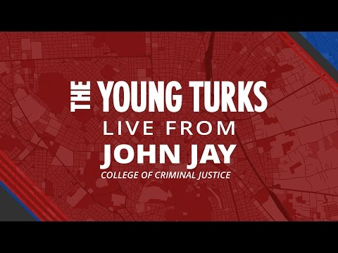 The Young Turks (TYT) on Fusion | Live from John Jay College of Criminal Justice