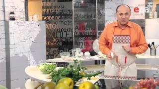 Кухня США. Классический салат «Цезарь»
