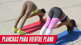abdominales 8 ejercicios vientre plano   abs workout to have six pack