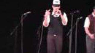 eric chung - Cry Me A River [A cappella]