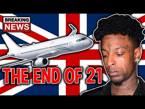 21 Savage Officially Deported After This Happened... Mp3