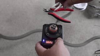Smok TFV8 RBA Build  No leaks!