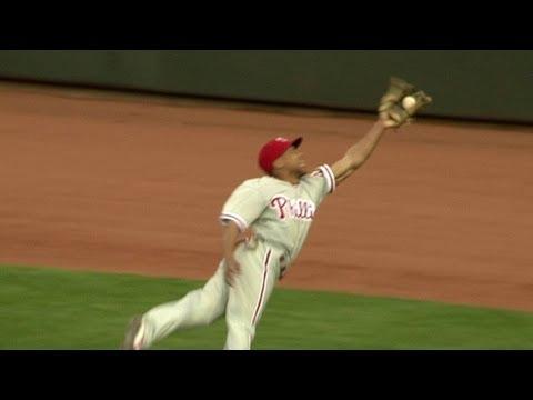 Revere's unbelievable catch