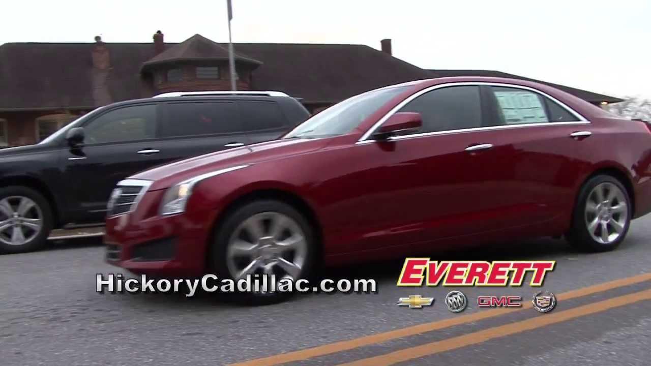 Cadillac Luxury is Back! | Everett Chevrolet Buick GMC ...
