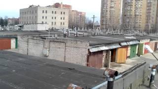 Ремонт крыши гаража(, 2016-04-26T18:34:50.000Z)