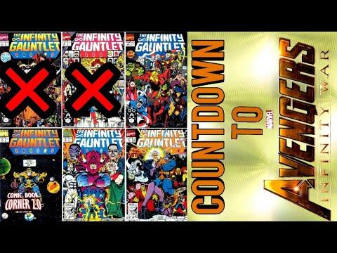 Countdown To Avengers Infinity War: Infinity Gauntlet #3