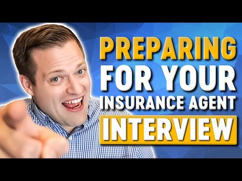 How To Prepare For An Insurance Agent Job Interview