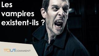 Les vampires existent-ils vraiment ?