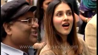 Anil Kapoor and 'Badhaai ho Badhaai' Bollywood film team