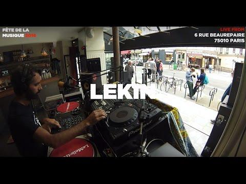 Tropical Block Party • Fête de la Musique (1/5) • Lekin • LeMellotron.com